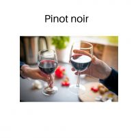 Pinot Noir Bottle
