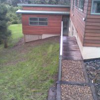 60m2 Extension and path