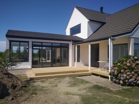 Extension - Conservatory
