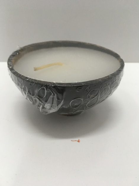 Coconut Shell Candl