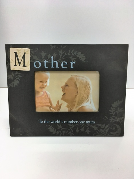 Mother Picture Frame - Brown