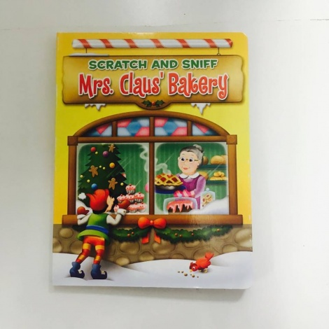 Scratch & Sniff Christmas Book