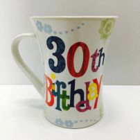 30th Coffee Cup - Female