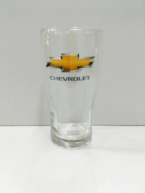 Hi Ball Glass - Chevrolet