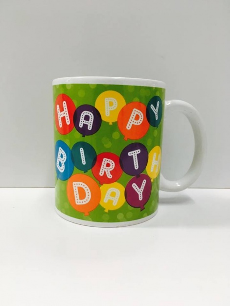 Coffee Mug - Happy Birthday