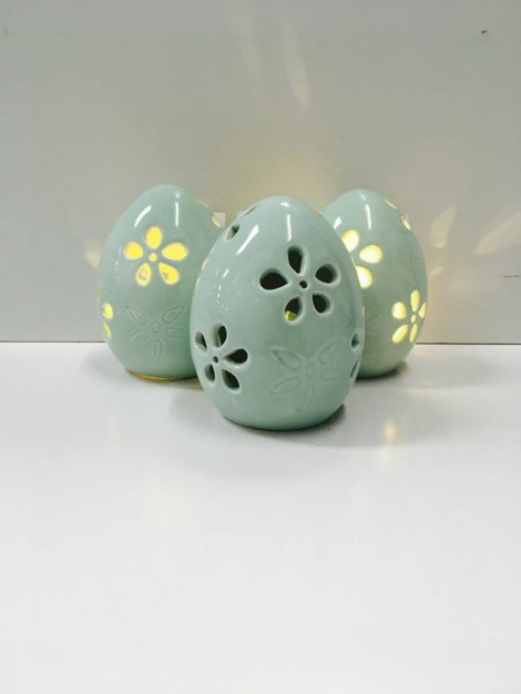 LED Light Egg