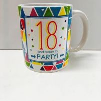 18th Coffee Cup - Unisex