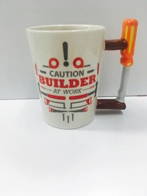 Coffee Mug - Screwdriver