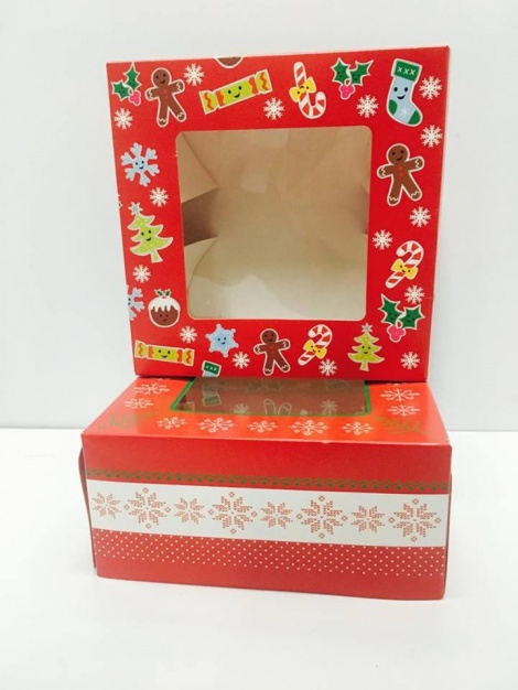 Christmas Food Gift Boxes