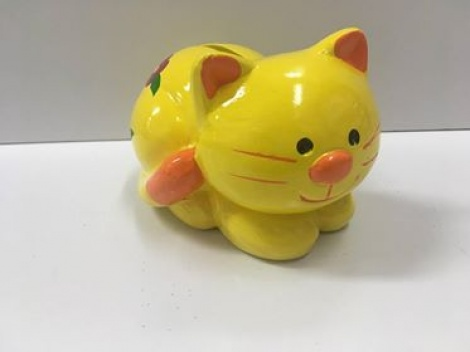 Money Box - Cat