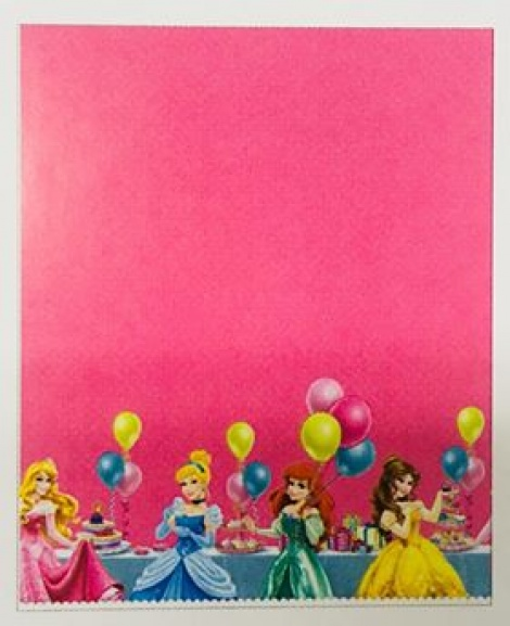 Disney Princess - Table Cloth