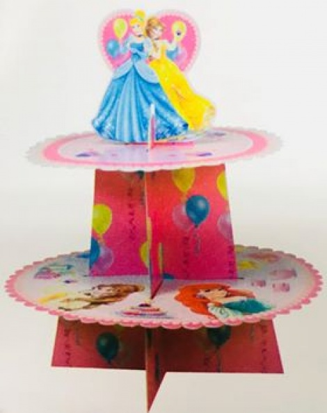 Disney Princess - Cupcake Stand