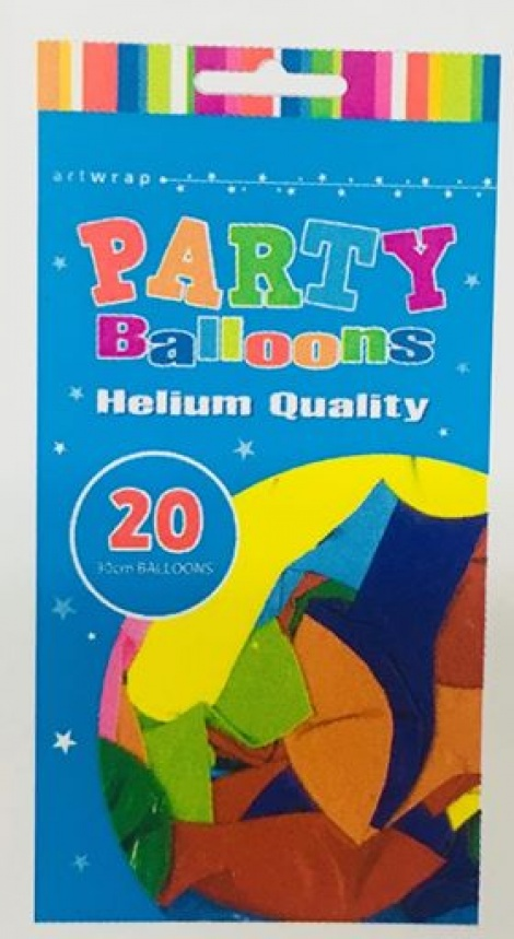 Balloons - Assorted