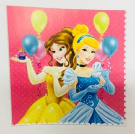 Disney Princess - Napkins