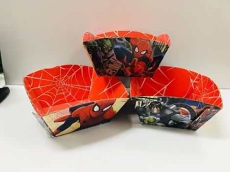 Spiderman - Party Bowls