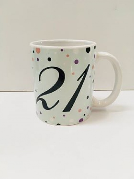 21st Coffee Mug - Female