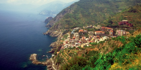 Italy: Charmed by Cinque Terre