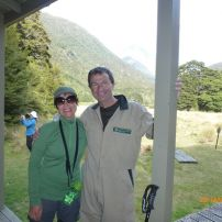 Kepler Track: Lake to lake