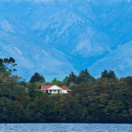 Fiordland: Now and then