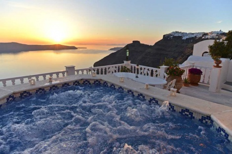 Santorini: Greece