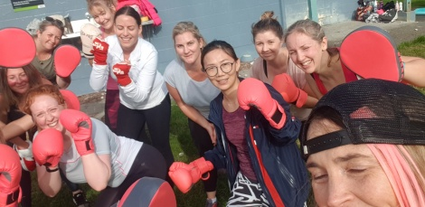 Mum friendly Boot Camps 9.15am Mon/Wed/Fri