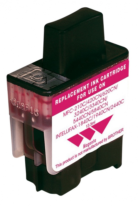 Brother Compatible LC47 Magenta ( JCB553 )