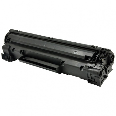 HP CE285A Black Remanufactured (TRH594B)
