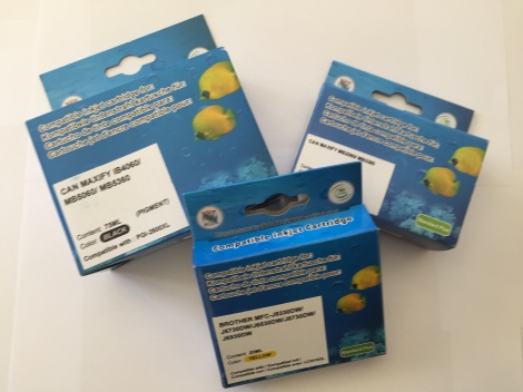 Our BEST IMAGE Remanufactured Ink Cartridge Packaging Image