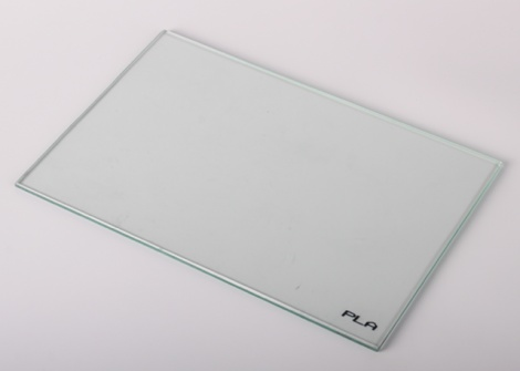 ABS Glass Platform 34.0 cm x 34.0 cm
