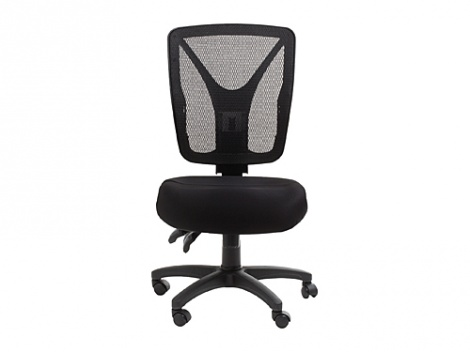 Darwin Chair 3 Lever - Black