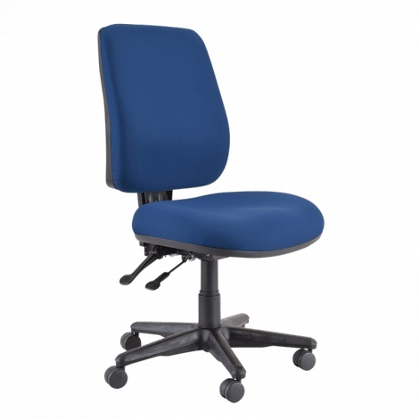 BURO Roma Chair - 2 Lever High Back