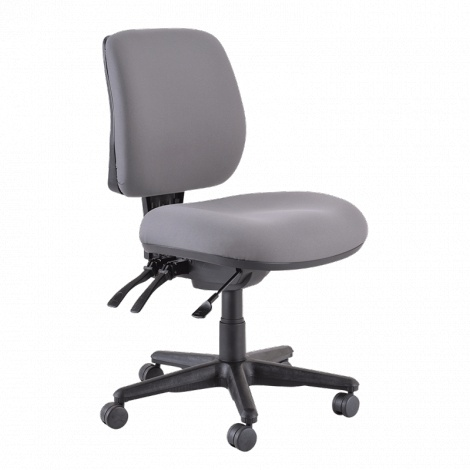 BURO Roma Chair - 3 Lever Mid Back