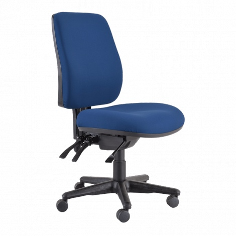 BURO Roma Chair - 3 Lever High Back