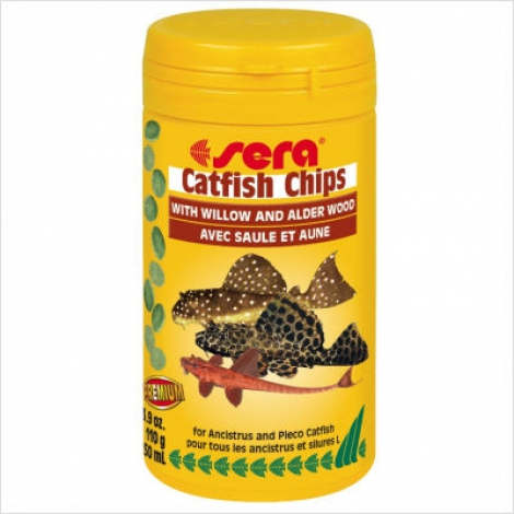 Sera Catfish Chips 95g