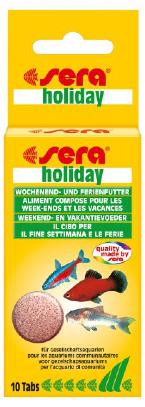 Sera Holiday Tabs (10 pack)