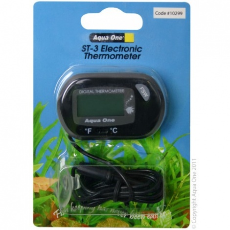 Aqua One Digital Electronic Thermometer