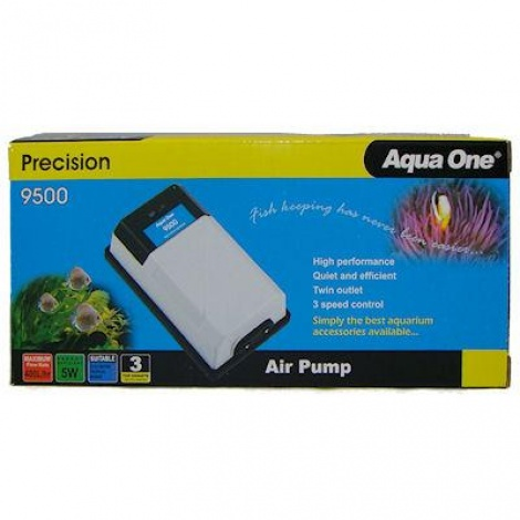Aqua One Precision 9500 Air Pump