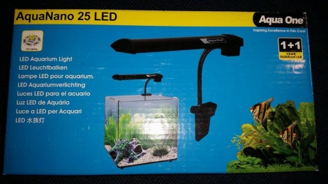 Aqua One AquaNano LED 25