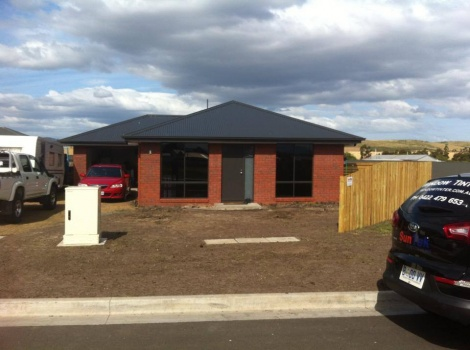 New Home Sorell 20% Privacy