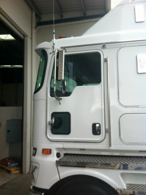 Truck Tinting