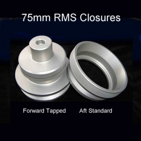 75mm RMS Tapped Forward Closure