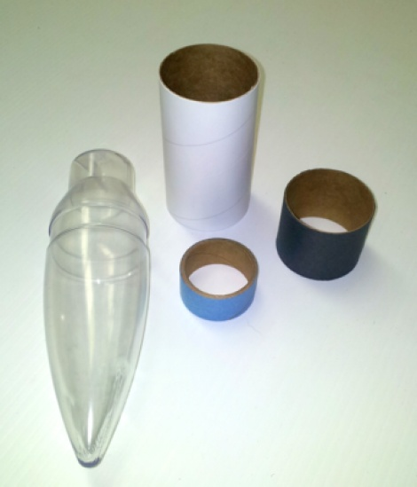 Egg Capsule Payload Kit