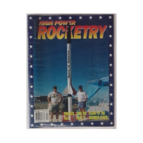 High Power Rocketry Magazine - Feb 96