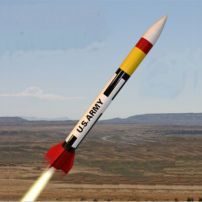 Patriot Missile 1/4 Scale Rocket