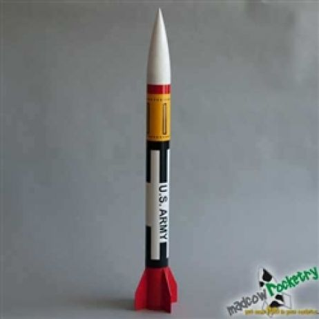 Patriot Advanced Model Rocket
