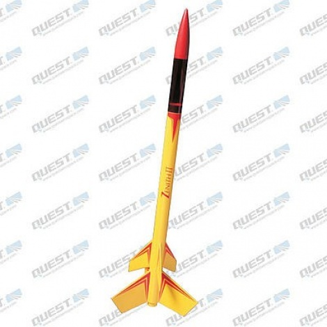 Zenith Two-Stage Model rocket