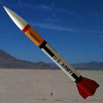 Mini Patriot Advanced Model Rocket