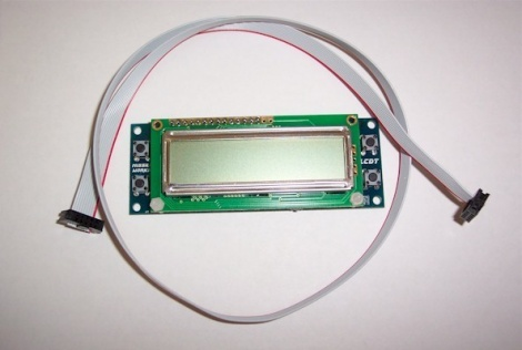 Missileworks LCD Terminal