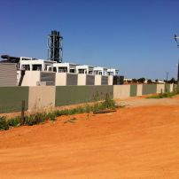 Geraldton Power Station Fencing