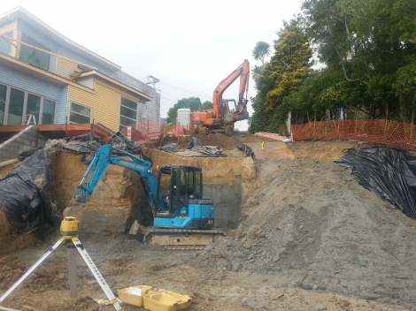 Residential site, Remuera